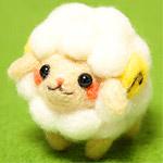 羊毛フェルトで作ったドラえもんがリアル!完全に猫の目でイケメン化