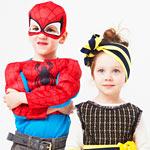 ハロウィンでカオナシの仮装してた子が、今年はリュークになって恐怖!
