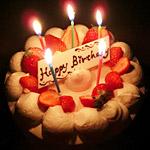 伊達政宗の生誕祝いでロウソク450本に火を点けたケーキがすごすぎ!