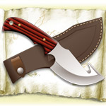 デザインフェスタで宝石みたいな美しいナイフが販売されていた!