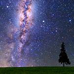 震災後の復興しきれていない地域の星空が息を呑むほど綺麗だった