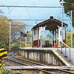 千葉県の外川駅で撮った写真が昭和テイスト溢れるレトロな風景で素敵!